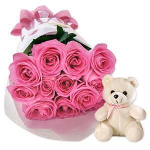 Bunga Mawar Pinkselalu dapat menyenangkan secara mendalam bagi mereka ketika berpacaran Bunga Mawar Pink