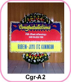 Send standing flower for congratulation to KAWASAN INDUSTRI  Toko Bunga Di Cikupa