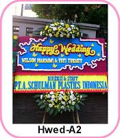 Bunga Papan Pernikahan senantiasa tampak dengan cantik serta menawan mengemukakan ucapan s Bunga Papan Pernikahan Kota Tangerang