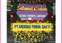 Bunga Papan Pelantikan Walikota Tangerang -Toko Bunga BSD