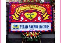 Bunga Papan Pernikahan Kota Tangerang