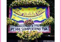 Bunga Papan di Tangerang